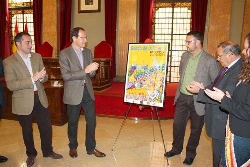 Una obra de Alberto Sevilla anuncia este año el Bando de la Huerta
